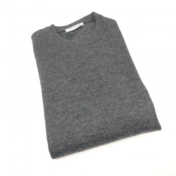 Männer Pullover mit rundem Ausschnitt