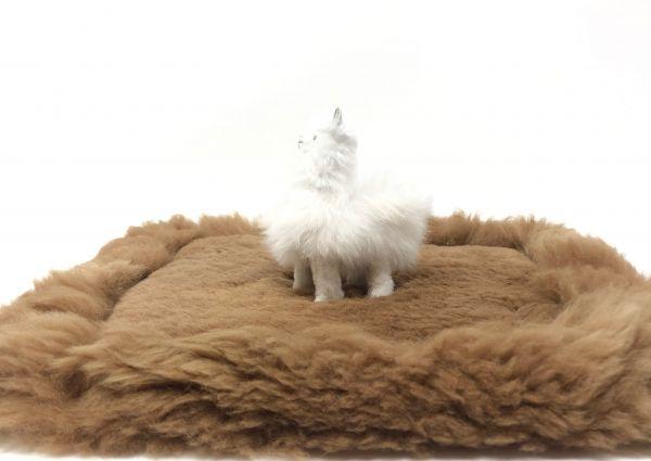 Alpaka Stofftier HUACAYA,10 cm