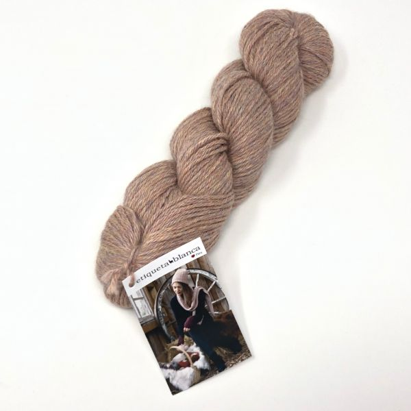 Alpakawolle ETIQUETA BLANCA / 100 gr. im 10er Pack