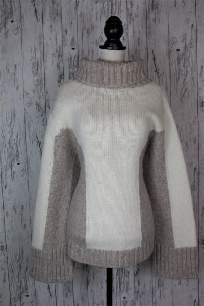 Pullover zweifarbig MARY