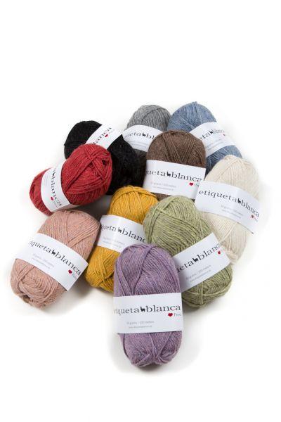 Baby Alpaka Wolle 50 gr. 10er Pack