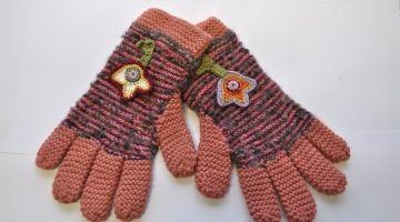 Handschuhe Tulipan